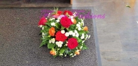 Rose & Chrysanthemum Posy PSY04