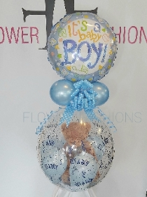 It's a Boy Balloon Gift Set