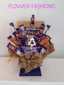Dairy Milk Sweetie Bouquet
