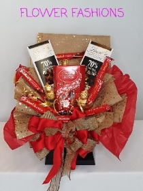 Luxury Lindt Chocolate Bouquet